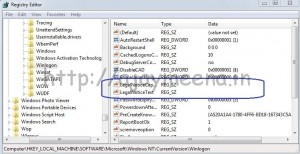 How To Display a WARNING message during startup in Windows 7_9